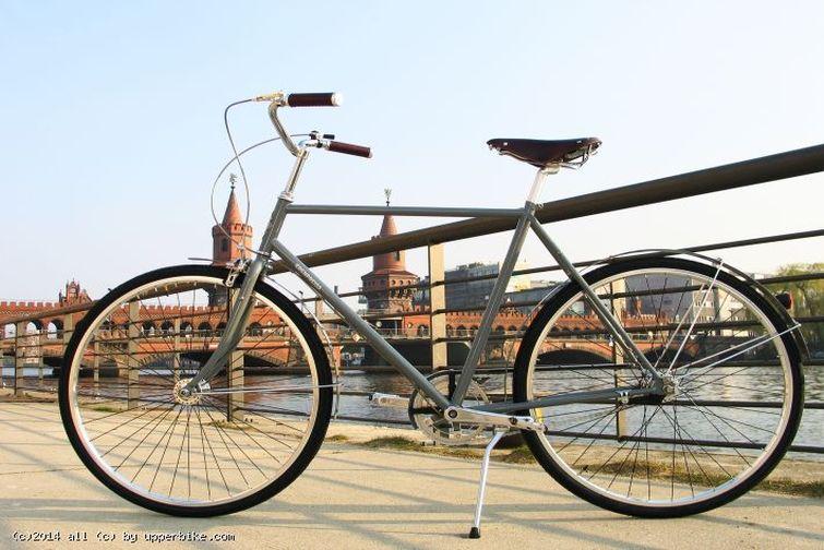 Fahrrad in Berlin
