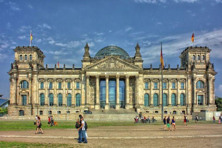 Berlin Radtour