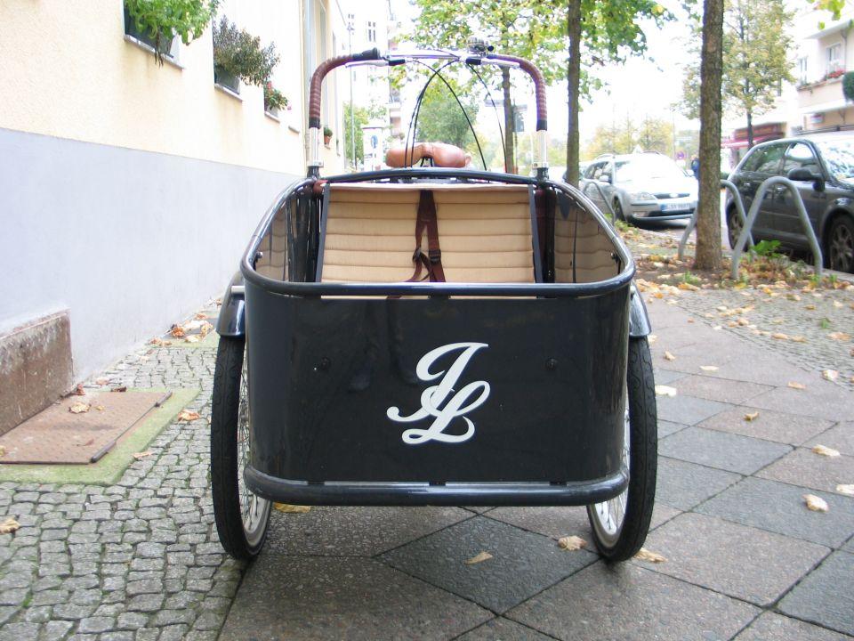 Transporträder sind jetzt online!