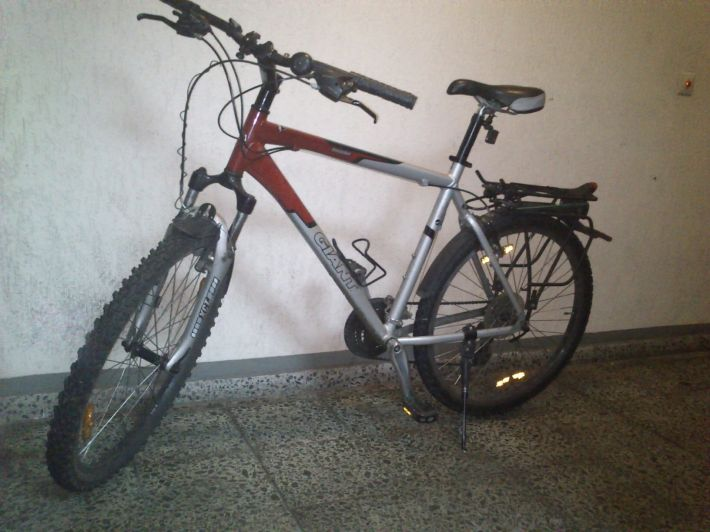 Giant Mountainbike, 21 Gang Shimano