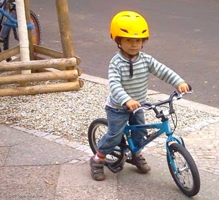 Great Children's Bike / Super Kinderfahrrad
